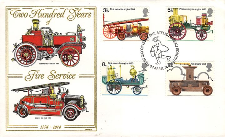 Fire Engines, Early Fire Engines