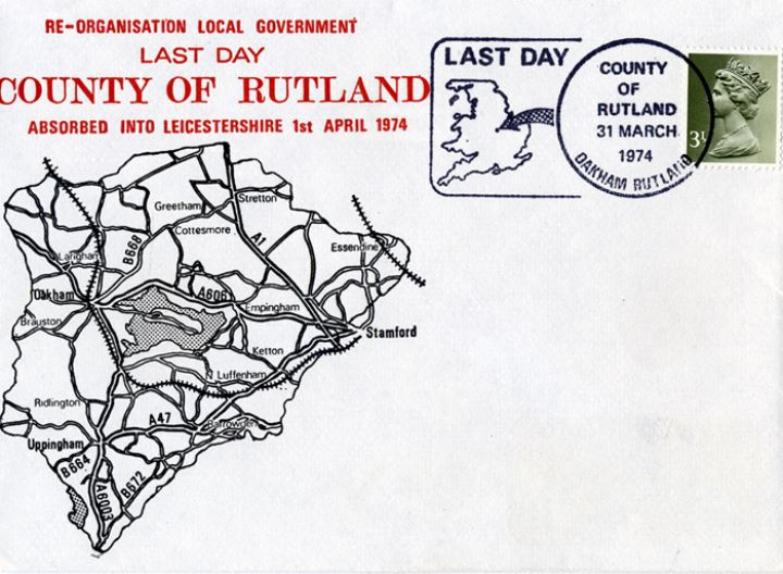 County of Rutland, Last Day