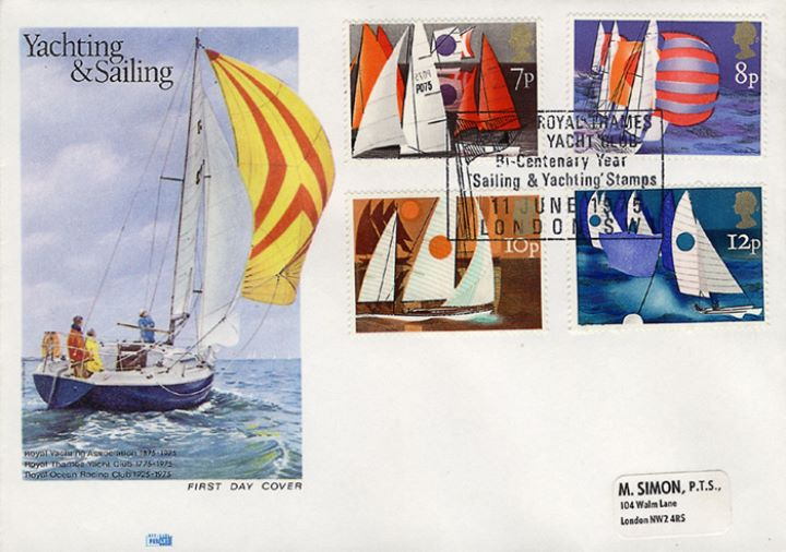 Sailing, Yachting & Sailing