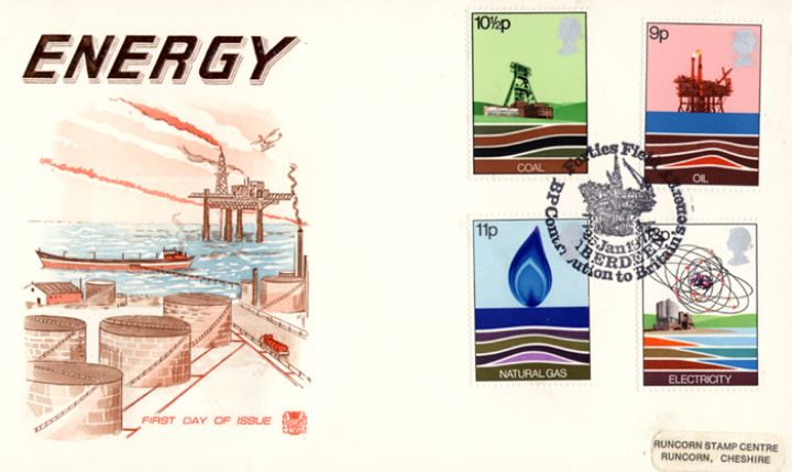 Energy, North Sea Oil