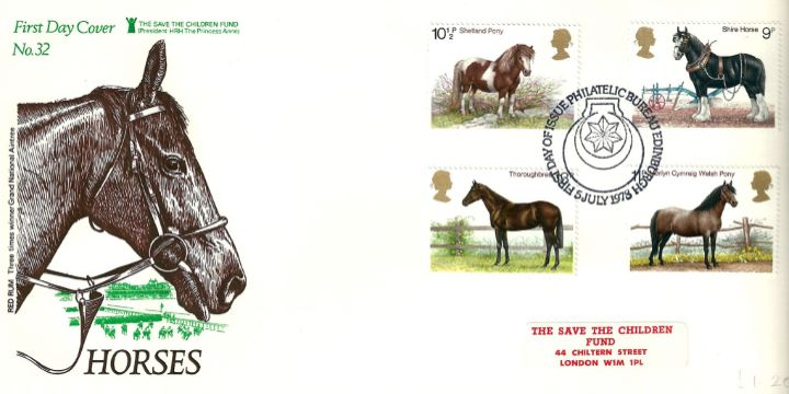 Shire Horse Society, Red Rum