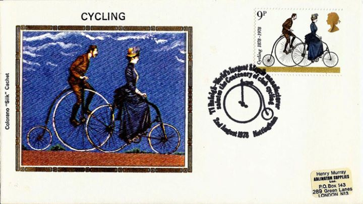 Cycling Centenaries, Penny Farthing