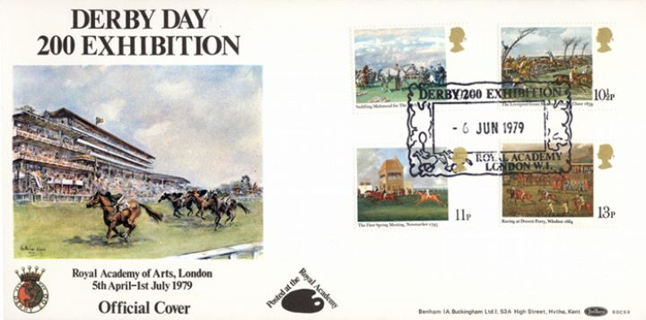 Horse Racing, Derby Day Exhibition