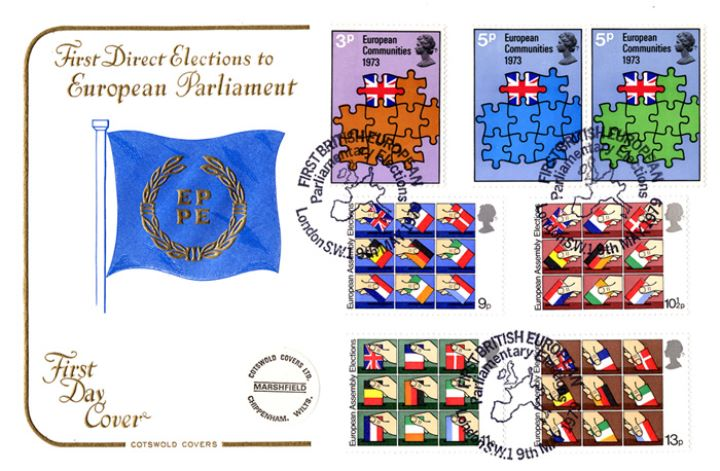 European Elections, EEC & Direct Elections