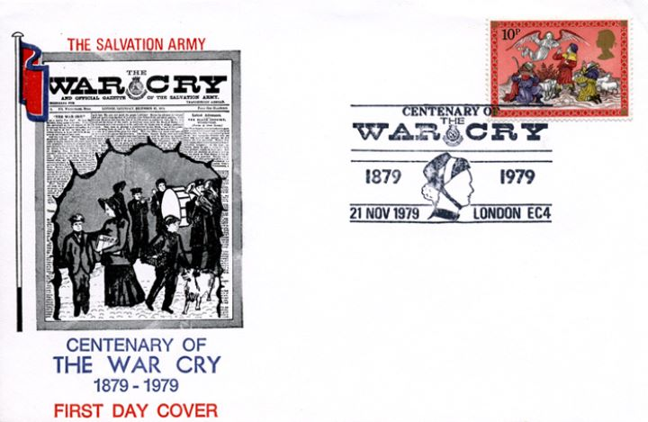 Christmas 1979, War Cry