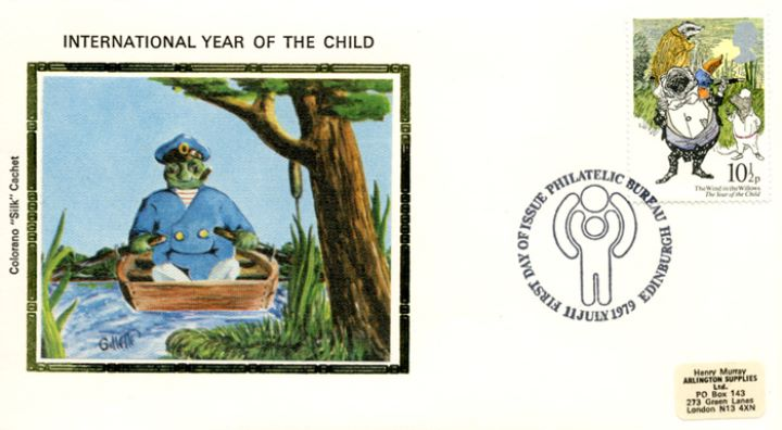 Year of the Child, Toad in Boat