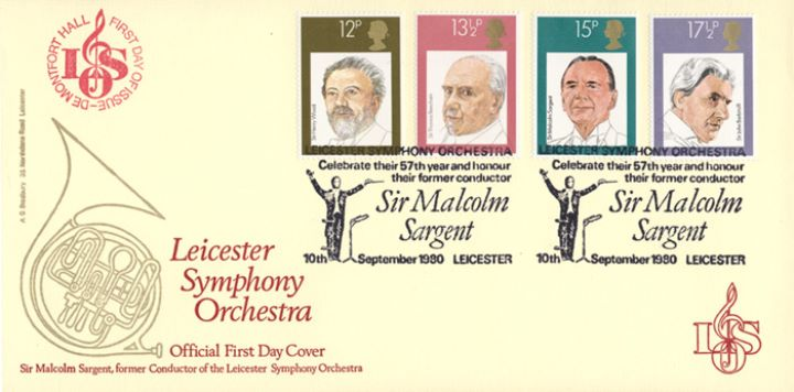 British Conductors, Leicester Symphony Orch