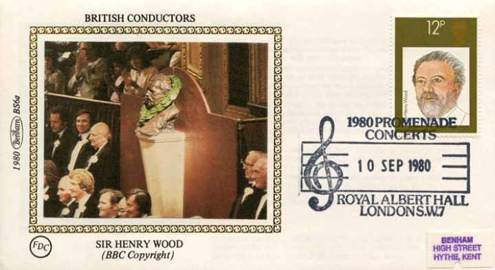 British Conductors, Sir Henry Wood