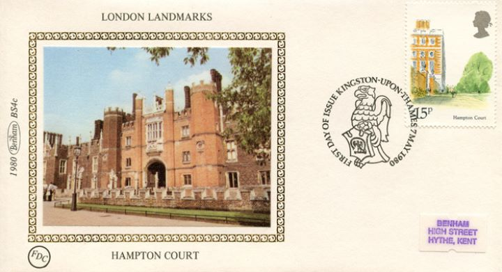 London Landmarks, Hampton Court