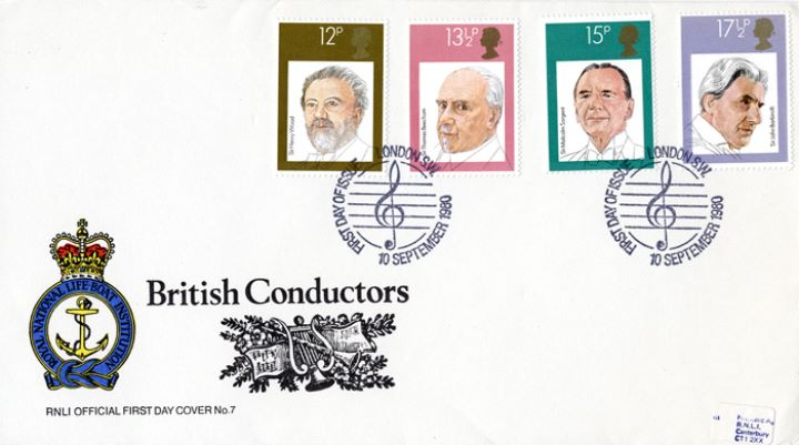 British Conductors, RNLI