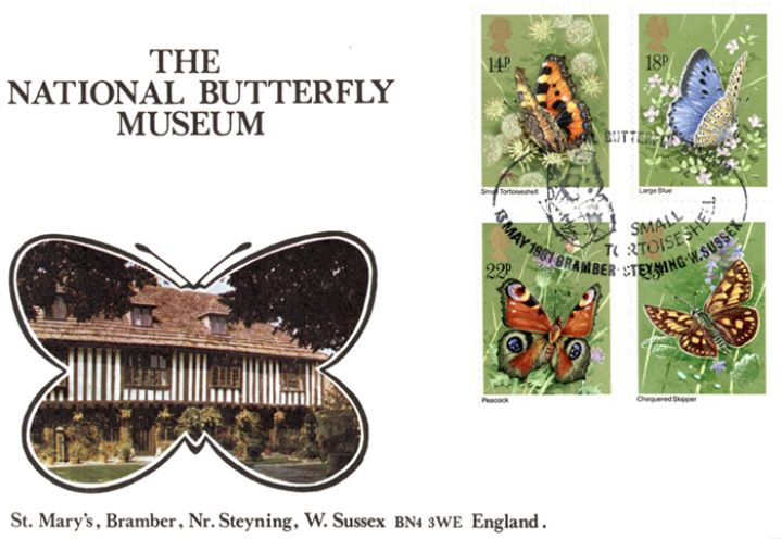 Butterflies, National Butterfly Museum