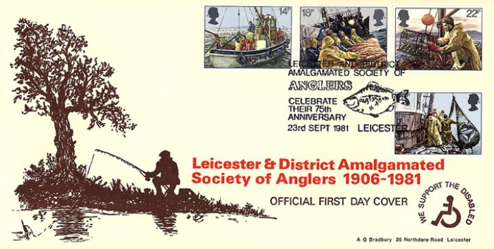 Fishing, Leics & District Anglers