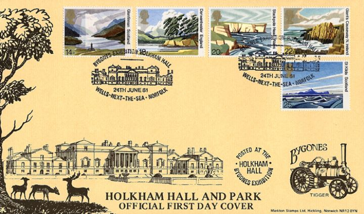 National Trusts, Holkham Hall