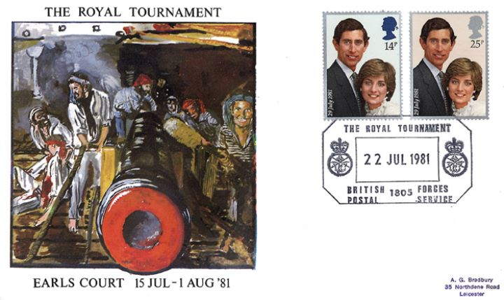 Royal Wedding 1981, Royal Tournament