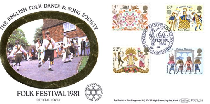 Folklore, English Folk-Dance & Song Society