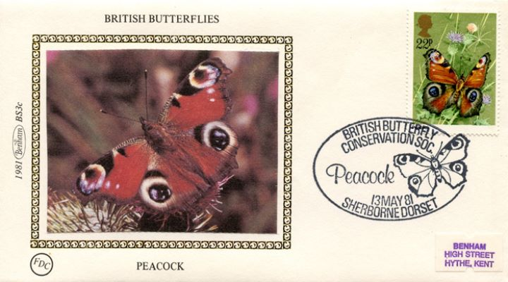 Butterflies, Peacock