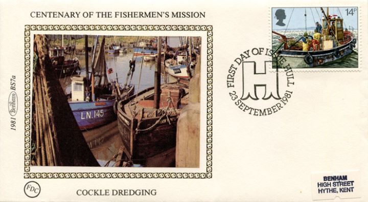 Fishing, Cockle Dredging