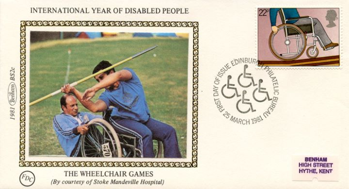 Year of the Disabled, The Wheelchair Games