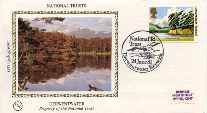National Trusts, Derwentwater