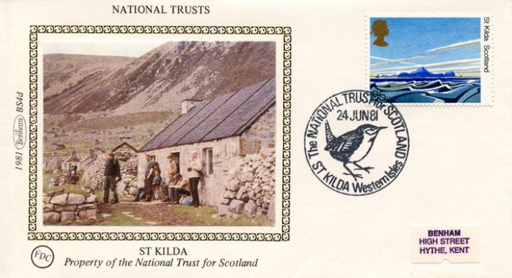 National Trusts, St Kilda