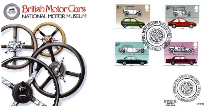 British Motor Cars, Beaulieu Motor Museum