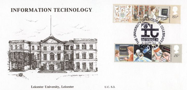 Information Technology, Leicester University