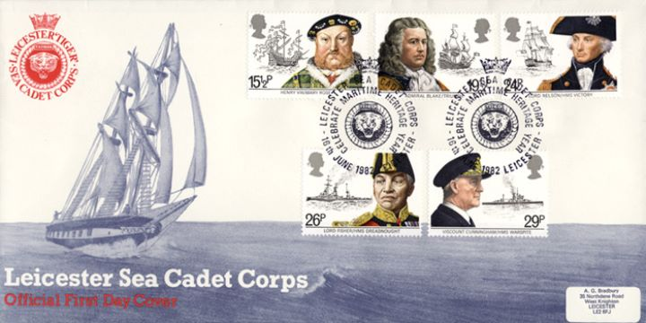 Maritime Heritage, Leicester Sea Cadets