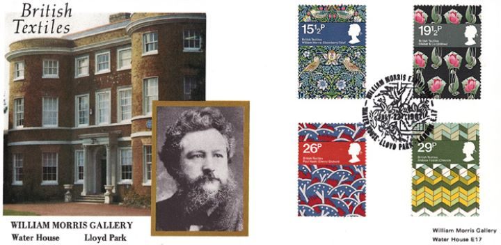 British Textiles, William Morris Gallery