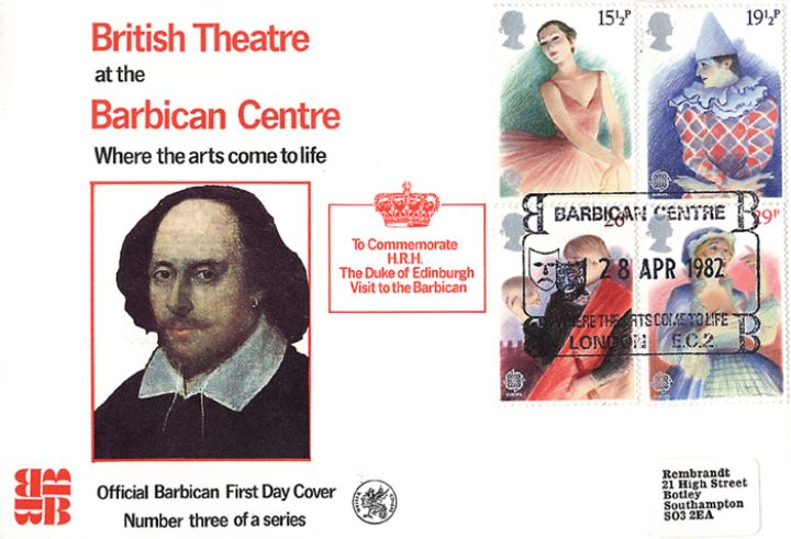 British Theatre, Barbican Theatre