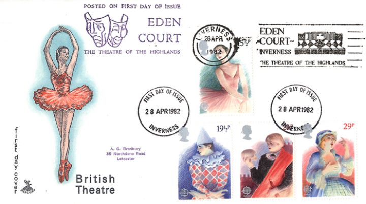 British Theatre, Eden Court Theatre