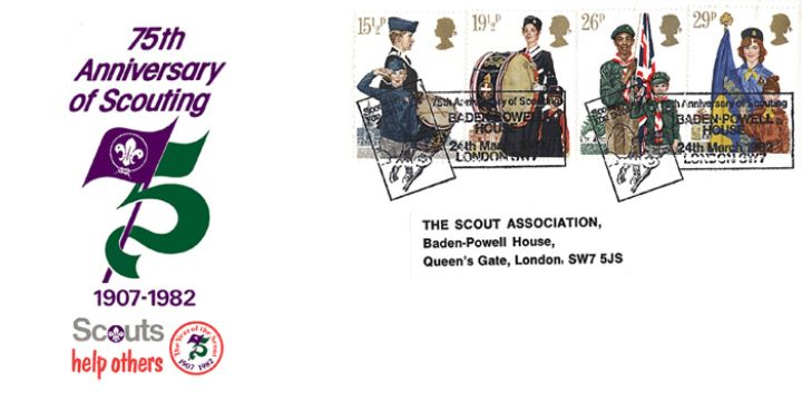 Youth Organisations, Baden-Powell House
