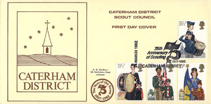 Youth Organisations, Caterham Scouts