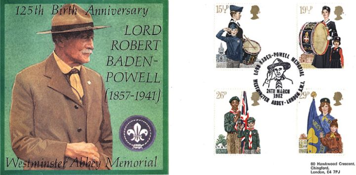 Youth Organisations, Lord Baden-Powell