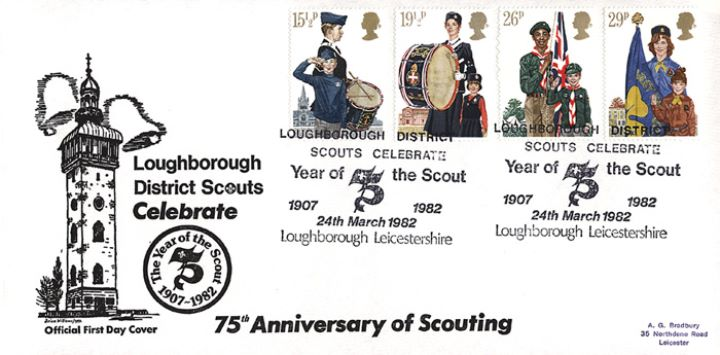 Youth Organisations, Loughborough Scouts