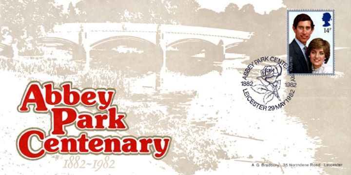 Abbey Park Centenary, Abbey Park 1882-1982