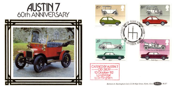 British Motor Cars, Austin 7 60th Anniversary