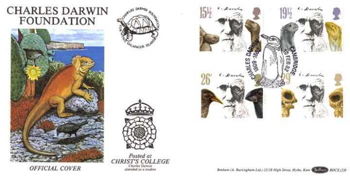 Charles Darwin Foundation - Christ's College