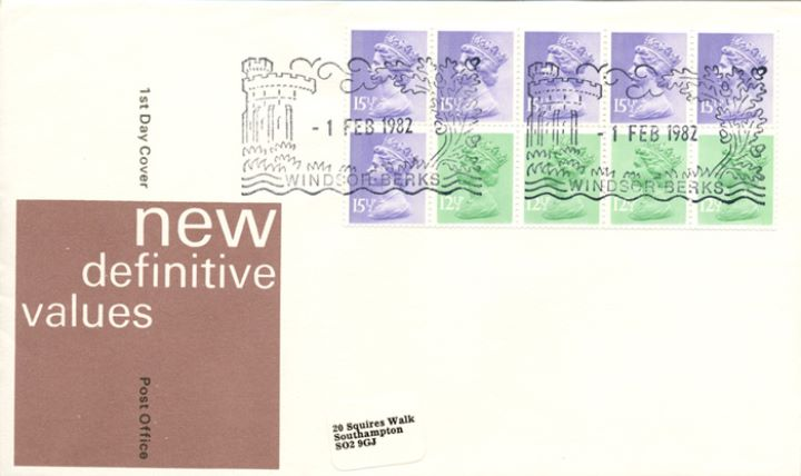 Counter: New Design: £1.43 Postal Hist. 3 (James Chalmers), Stamp Pane