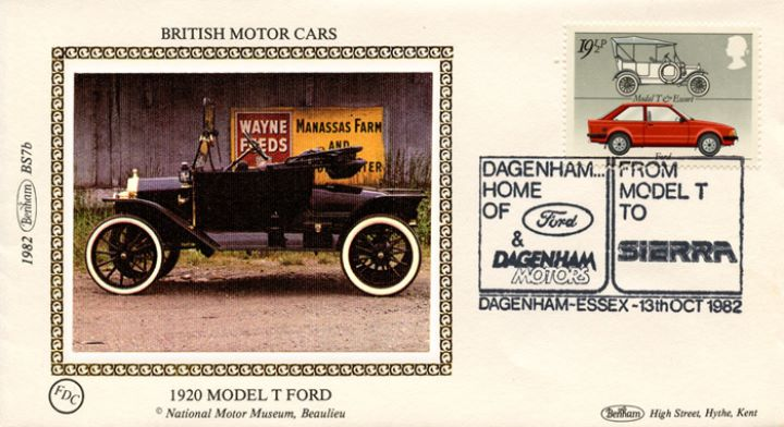 British Motor Cars, Model T Ford