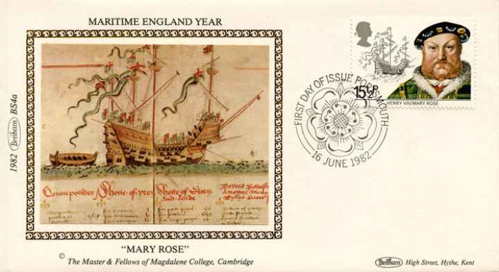 Maritime Heritage, The Mary Rose