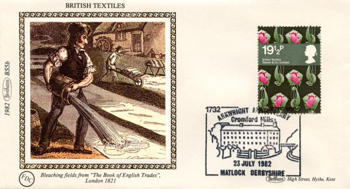 British Textiles, Bleaching Fields