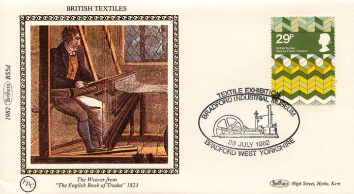 British Textiles, The Weaver