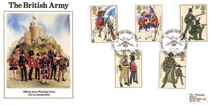 British Army, Army at Windsor Castle