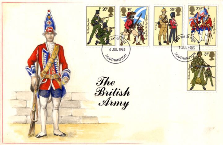 British Army, The Royal Welch Fusiliers
