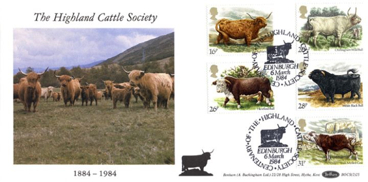 British Cattle, The Highland Cattle Society
