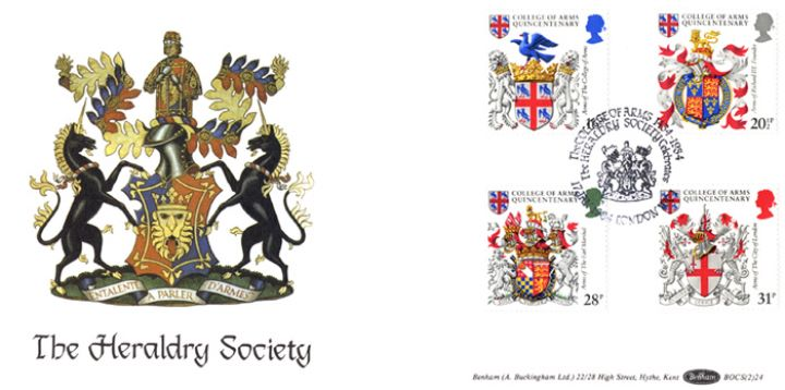 Heraldry, The Heraldry Society