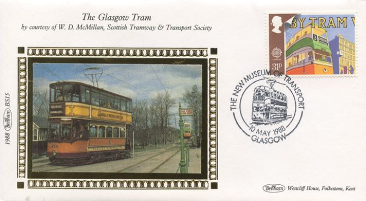 Transport, The Glasgow Tram