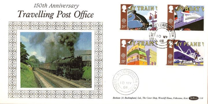 Transport, Travelling Post Office