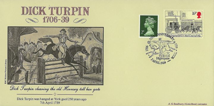 Dick Turpin, 250th Anniversary