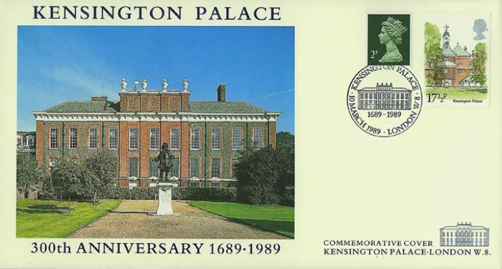 Kensington Palace, 300th Anniversary